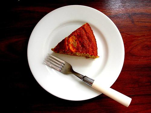 Pistachio & Apricot Cake