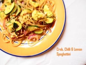 Crab, Chilli & Lemon